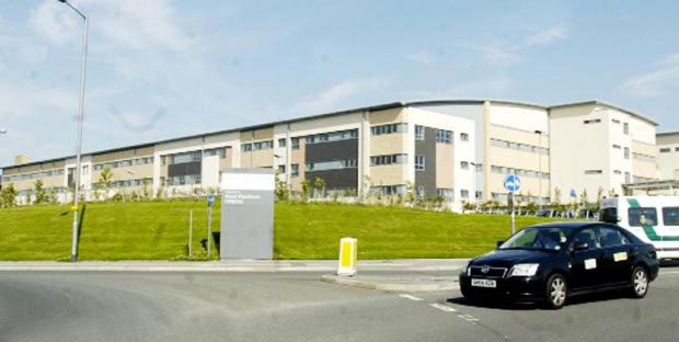 Nurse cautioned for threatening to 'floor' patient at Blackburn A&E