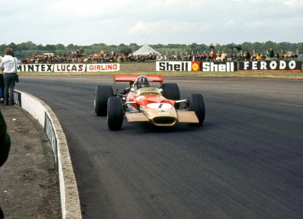 Chorley Citizen: Iconic Lotus driven by Graham Hill goes under hammer at Goodwood