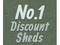 No1 Discount Sheds