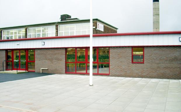 Chorley Citizen: Fearns Community Sports College, Stacksteads