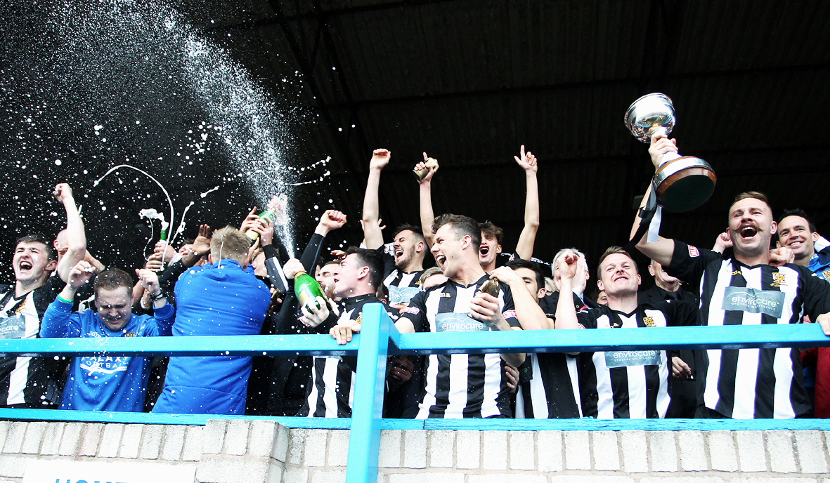 Chorley get their hands on the main prize