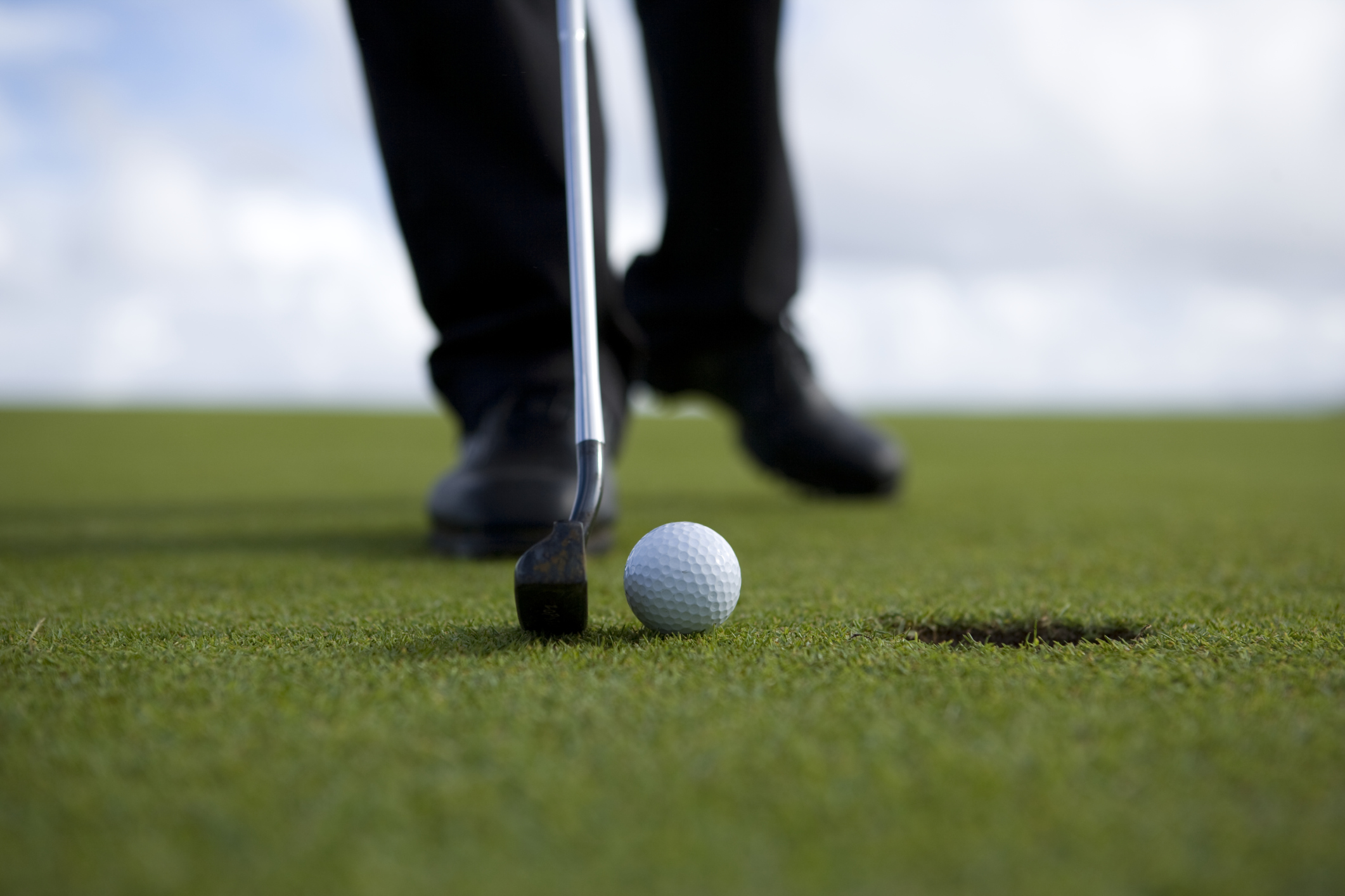 East Lancs benefits cheat caught playing golf