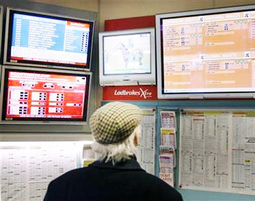 Planning permission is not currently needed to open a betting shop in the UK