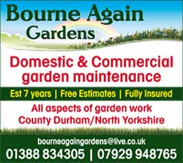 Bourne Again Gardens