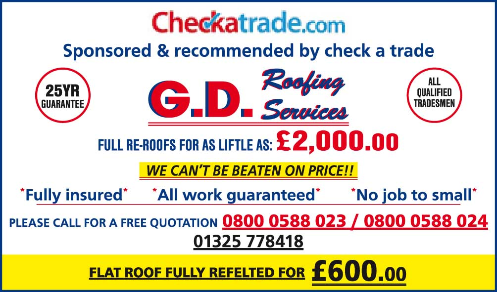 G.D Roofing Services