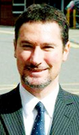 Kevin McGee looks set to be appointed as chief executive of East Lancashire's hospitals