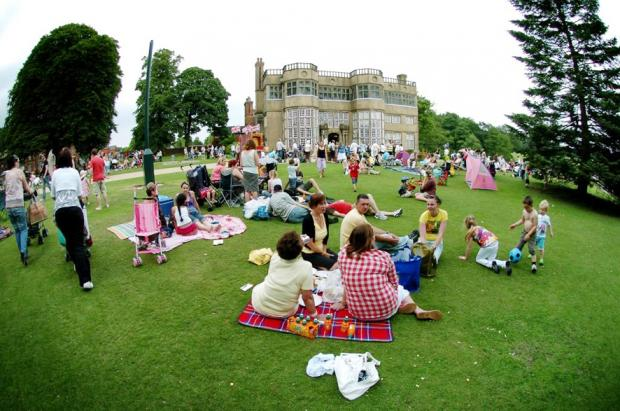 Chorley Citizen: SUMMER FUN: Astley Park will be the venue for many of this year's festivities