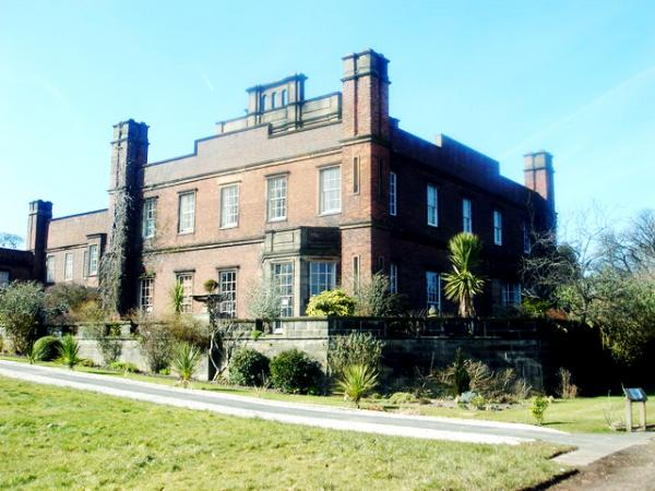 MORE SPACE: Sue Ryder's Cuerden Hall where plans will be put forward again later in the year