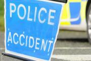 Biker injured in Hoghton crash