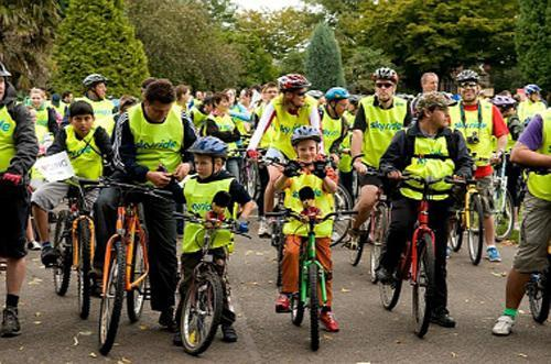 Chorley Citizen: GUIDED ROUTES Sky Ride Local is aimed at cyclists of all ages and abilities