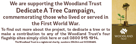Chorley Citizen: Woodland Trust