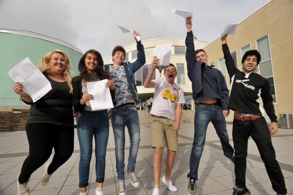 East Lancashire schools celebrate record A-Level results