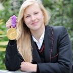 Chorley Citizen: Olympic champion Ruta Meilutyte got six GCSEs (Plymouth College/PA)