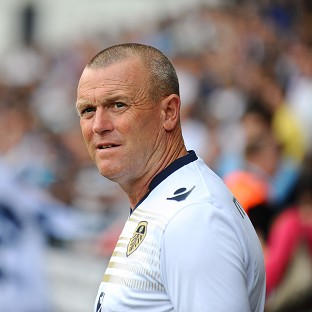 Leeds United head coach David Hockaday does not mind speculation