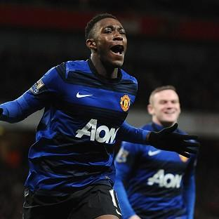 Manchester United Danny striker Welbeck is understood to be in talks over a move to Arsenal