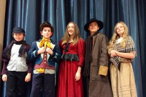 Drama group gets ready for new show