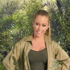 Chorley Citizen: Kendra didn't do so well in tonight's Bushtucker Trial