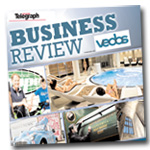 Chorley Citizen: Business Review Cover