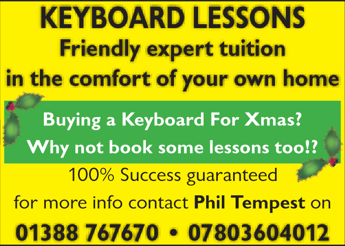 Orchard House Keyboard Tuition
