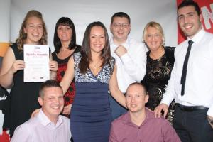 Good sports pick up prizes at Chorley's special awards