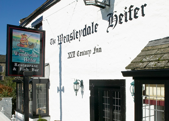 The Wensleydale Heifer Boutique Hotel & Restaurant