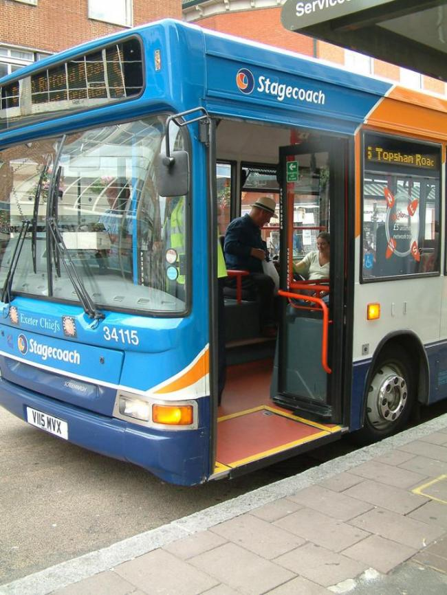 Bus routes set for temporary change