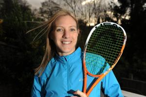Laura Massaro fully focused on 2015 challenges