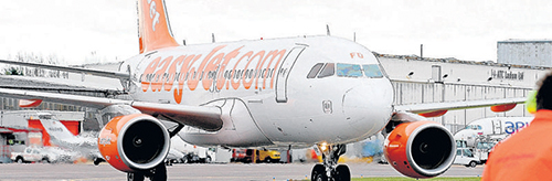 Boost for women – EasyJet's new pilot training academy will double the number of female trainees from 6 per cent to 12 per cent