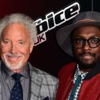 Chorley Citizen: The Voice's Will.i.am says the show is 'mayhem' after departure of father-figure Sir Tom Jones
