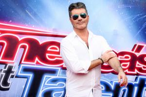 Simon Cowell makes his America's Got Talent debut...but strange Tape Face act steals the show