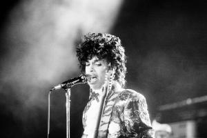 Prince's shirt from Purple Rain fetches £72,000 at auction