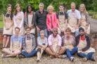 The Great British Bake Off contestants share their excitement about the launch show
