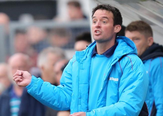 Chorley Fc Boss Matt Jansen Hoping For Progress In Fa Trophy Chorley Citizen