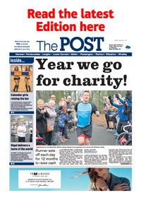 Chorley Citizen: Blackburn Post