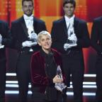 Chorley Citizen: People's Choice Awards: Ellen DeGeneres became the most decorated winner in the award show's history, plus other winners