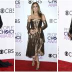 Chorley Citizen: People's Choice Awards fashion: J.Lo, SJP and Blake Lively - who stunned and who should sack their stylist?