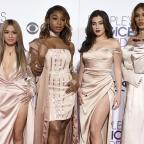 Chorley Citizen: Fifth Harmony perform as a four-piece for the first time at People's Choice Awards