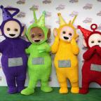 Chorley Citizen: Stars turn out to celebrate the Teletubbies' 20th anniversary