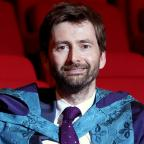 Chorley Citizen: David Tennant 'chuffed' to have Mad To Be Normal premiere in Glasgow