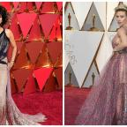 Chorley Citizen: Scarlett Johansson and Halle Berry both had major hair moments on the Oscars red carpet