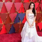 Chorley Citizen: Auli'i Cravalho battles through Oscars performance despite being hit by flag