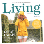 Chorley Citizen: Living Spring 2017 Cover