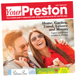 Chorley Citizen: Your Preston cover March 2017