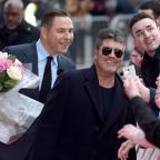 Chorley Citizen: You need to see David Walliams and Simon Cowell's face-swap photo
