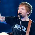 Chorley Citizen: Ed Sheeran back on top after knocking Harry Styles off singles chart summit