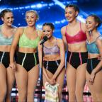 Chorley Citizen: Just Us dance troupe claim Alesha's Golden Buzzer and a slot in the BGT semi-final