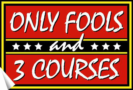 Only Fools and 3 Courses Comedy Night and Dinner in Haydock