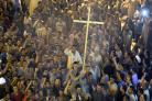 Death toll in Egypt attack on Coptic Christians rises to 29