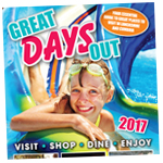 Chorley Citizen: Great Days Out 2017 Cover