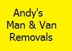 Andy's man and Van